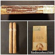 Cajas de Puros: CAJA DE PUROS SANCHO PANZA AROMOSOS (PRE-REVOLUCIÓN, ANTERIOR A 1959). Lote 226372815
