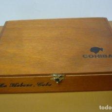 Cajas de Puros: CAJA PUROS COHIBA ESPLENDIDOS VACIA. Lote 226751815