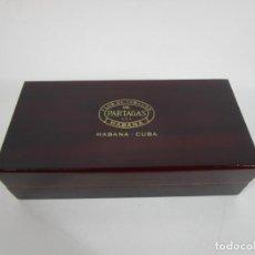 Cajas de Puros: CAJA DE PUROS - FLOR DE TABACOS - DE PARTAGAS Y Cª HABANA, CUBA - SERIE ESPECIAL Nº 8916/10000. Lote 228000000