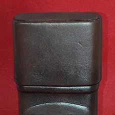 Cajas de Puros: ESTUCHE , PETACA DE COHIBA ESPLENDIDOS CON TRES PUROS ESPLENDIDOS. Lote 234568265