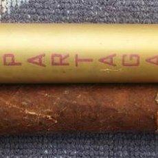 Cajas de Puros: PURO PARTAGAS /// TABACO CIGARROS HABANOS PIPA CENICERO MONTECRISTO DUNHILL DAVIDOFF COHIBA. Lote 234959800