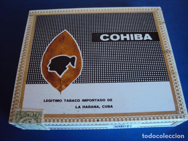 (TA-210105)CAJA DE PUROS PRECINTADA CON 25 CORONAS ESPECIALES - LA HABANA - CUBA (Coleccionismo - Objetos para Fumar - Cajas de Puros)