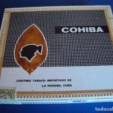 Caixas de Charutos: (TA-210105)CAJA DE PUROS PRECINTADA CON 25 CORONAS ESPECIALES - LA HABANA - CUBA. Lote 235128335