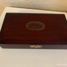 Cajas de Puros: HOYO DE MONTERREY DE JOSÉ GENER. CAJA HUMIDOR NO 1. Lote 235308400