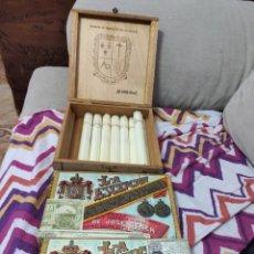 Cajas de Puros: PUROS. Lote 235590510