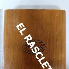 Cajas de Puros: CAJA EN MADERA VACIA DE PUROS PARTAGAS - ESTILO 8 - 9 - 8. Lote 236597375