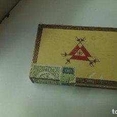 Cajas de Puros: MONTECRISTO Nº 4 CAJA DE PUROS COMPLETA HABANA CUBA. Lote 236720325