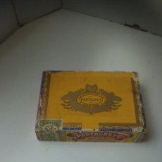 Cajas de Puros: CAJA DE PUROS PARTAGAS 25 CHICOS PRECINTADA (POR IMPAGO). Lote 236722370