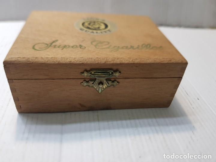 Cajas de Puros: Caja Puros Súper Cigarrillos Lions Quality en caja original Completa - Foto 4 - 240485020