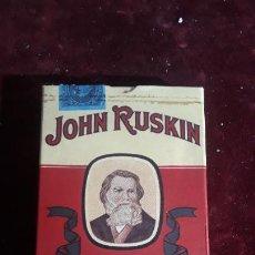 Cajas de Puros: CAJA DE PUROS JOHN RUSKIN PRECINTADA,SIN ABRIR. Lote 240776050