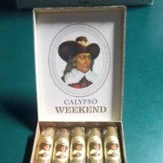 Cajas de Puros: CAJA PUROS CALYPSO WEEKEND. Lote 241921070