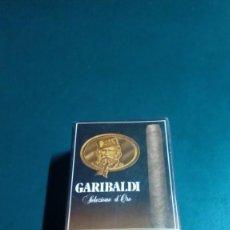Cajas de Puros: CAJA DE PURITOS GARIBALDI. Lote 241921860