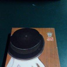 Cajas de Puros: ORIGINAL Y ANTIGUA CAJA PUROS JAN. Lote 241922430