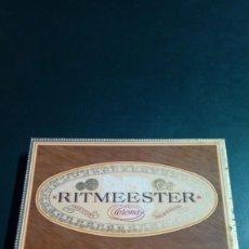 Cajas de Puros: CAJA DE PUROS RITMEESTER. Lote 242006575