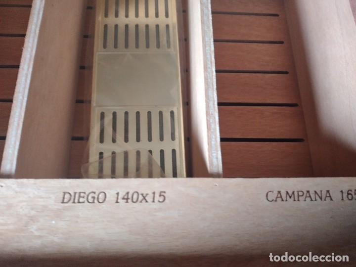 Cajas de Puros: Humificador de puros bucanero nicaragua esteli,hecho a mano,con el nombre de los puros, - Foto 10 - 244426575