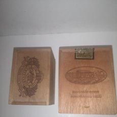 Scatole di Sigari: CAJAS DE PUROS FARIAS Y VUELTABAJO. Lote 244616595