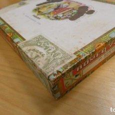Cajas de Puros: ANTIGUA CAJA DE PUROS VACIA ROMEO Y JULIETA HABANA .. Lote 245780255