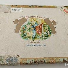Cajas de Puros: CAJA PURO VACIA ROMEO Y JULIETA 10 ROMEO. Lote 245788180