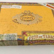 Cajas de Puros: CAJA PUROS VACIA PARTAGAS 25 HABANEROS. Lote 245885530