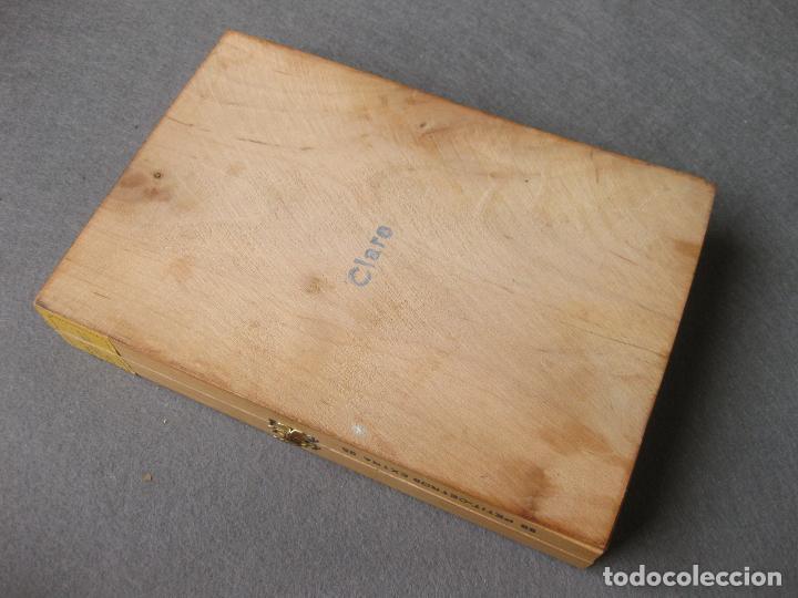 Cajas de Puros: CAJA CON 12 PUROS DE LA FÁBRICA DE TABACOS Y CIGARRILLOS DE JOSÉ HERRERA LA REGIONAL. LAS PALMAS - Foto 3 - 246136030
