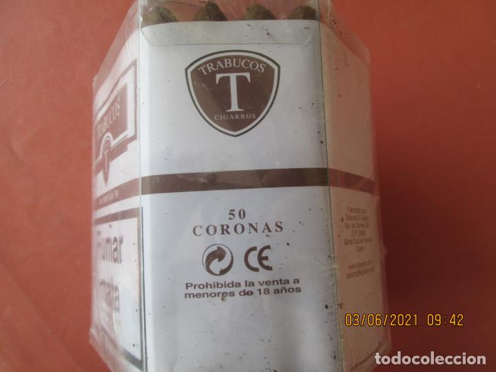 Cajas de Puros: PUROS TRABUCOS - 50 CORONAS PRECINTADOS - Foto 2 - 246154390