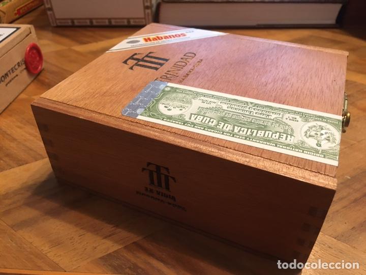 TRINIDAD VIGÍA UAO NOV 18 SEALED BOX , CAJA PUROS 12 (Coleccionismo - Objetos para Fumar - Cajas de Puros)