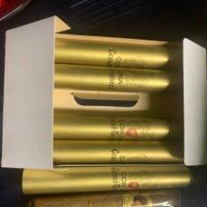 Cajas de Puros: CAJA DE 5 PUROS CORONA GRAND SEIGNEUR. CADA UNO EN TUBO.. Lote 246323170