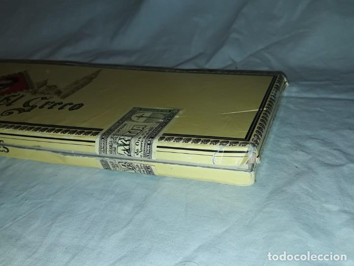 Cajas de Puros: Caja de puros personajes El Greco con 20 puros Cigarros Islas Canarias - Foto 7 - 252537015