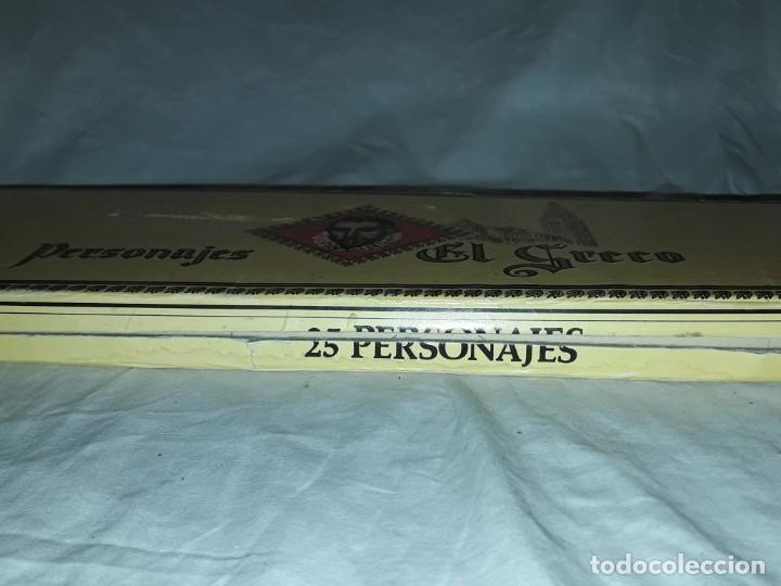 Cajas de Puros: Caja de puros personajes El Greco con 20 puros Cigarros Islas Canarias - Foto 13 - 252537015