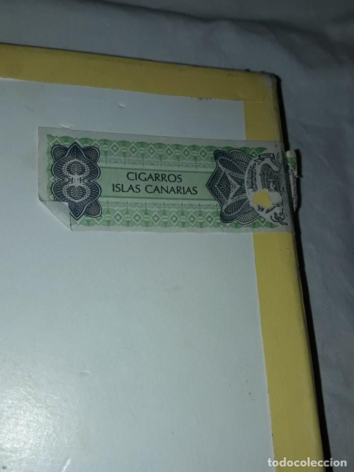 Cajas de Puros: Caja de puros personajes El Greco con 20 puros Cigarros Islas Canarias - Foto 16 - 252537015