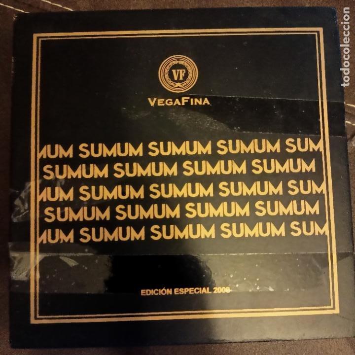 Cajas de Puros: Caja con 9 puros sumum vegafina edición especial 2009 - Foto 2 - 258793825