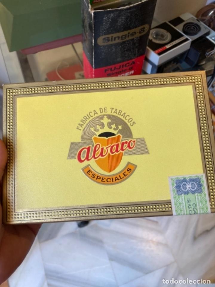 CAJA DE PUROS ANTIGUA, SIN ABRIR (Coleccionismo - Objetos para Fumar - Cajas de Puros)