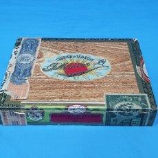 Cajas de Puros: CAJA DE PUROS VACÍA - 25 IMPERIALES DE MONTERO - HABANA. Lote 261201800