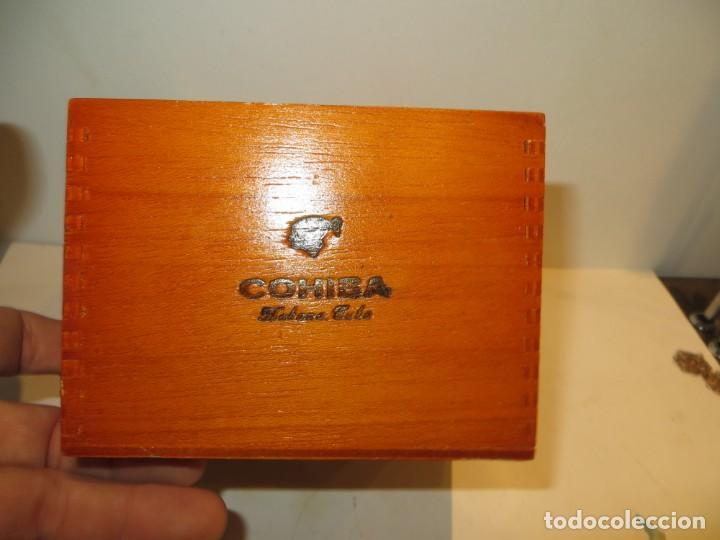 Cajas de Puros: CAJA PUROS COHIBA CON 25 ROBUSTOS PRECINTADA NUNCA ABIERTA - Foto 6 - 262106410