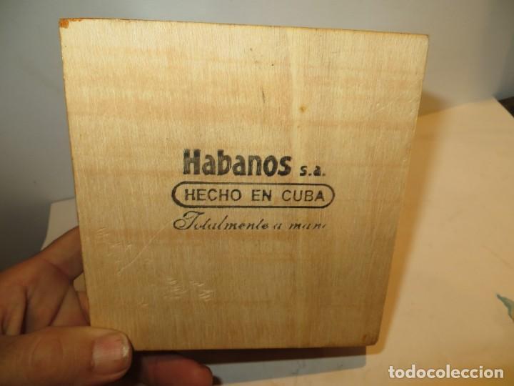 Cajas de Puros: CAJA PUROS COHIBA CON 25 ROBUSTOS PRECINTADA NUNCA ABIERTA - Foto 7 - 262106410