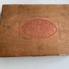 Cajas de Puros: CAJA DE PUROS HABANA. JOSE L. PIEDRA.. Lote 262585055