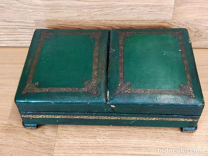 Cajas de Puros: CAJA CIGARRERA PURERA - Foto 2 - 263343135