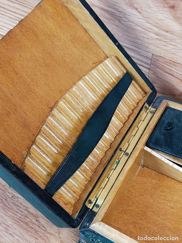 Cajas de Puros: CAJA CIGARRERA PURERA - Foto 5 - 263343135
