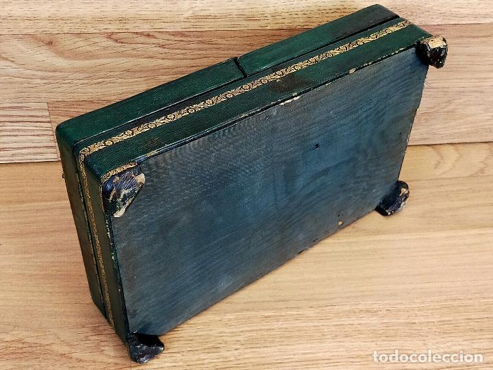 Cajas de Puros: CAJA CIGARRERA PURERA - Foto 9 - 263343135