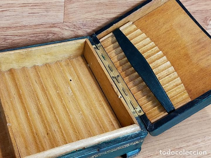 Cajas de Puros: CAJA CIGARRERA PURERA - Foto 11 - 263343135
