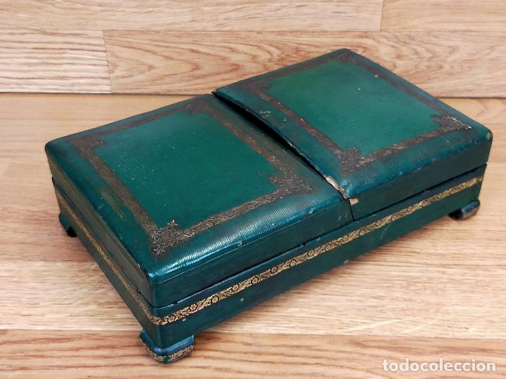 CAJA CIGARRERA PURERA (Coleccionismo - Objetos para Fumar - Cajas de Puros)