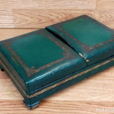 Cajas de Puros: CAJA CIGARRERA PURERA. Lote 263343135