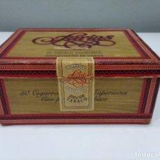 Cajas de Puros: CAJA VACIA FARIAS.. Lote 269065093