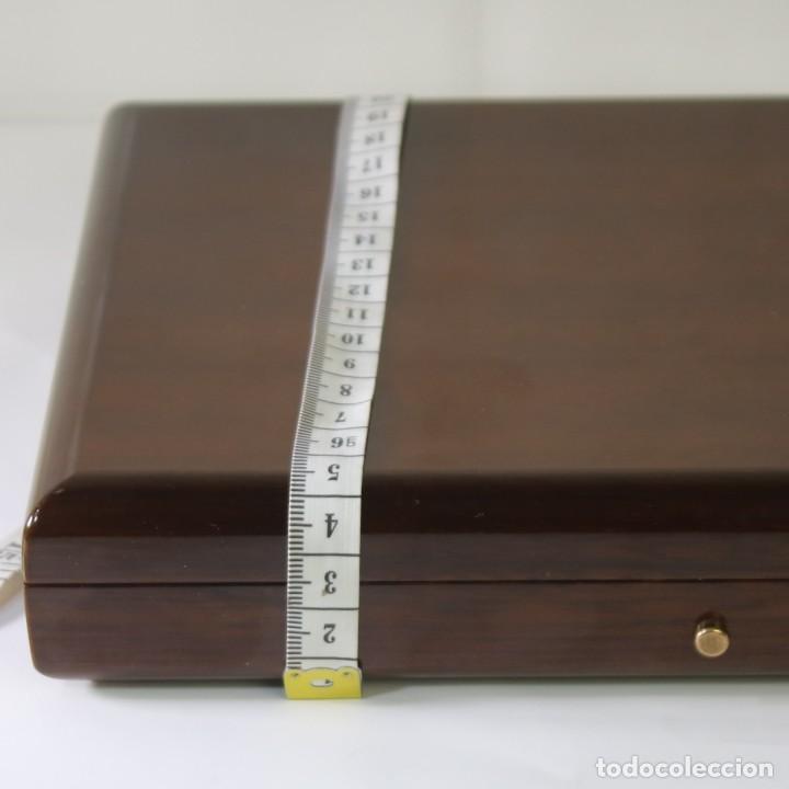 Cajas de Puros: Caja De Puros Davidoff Caoba - Foto 2 - 269073693