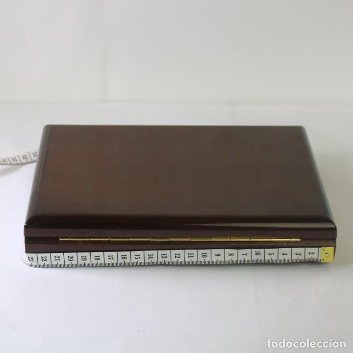 Cajas de Puros: Caja De Puros Davidoff Caoba - Foto 6 - 269073693