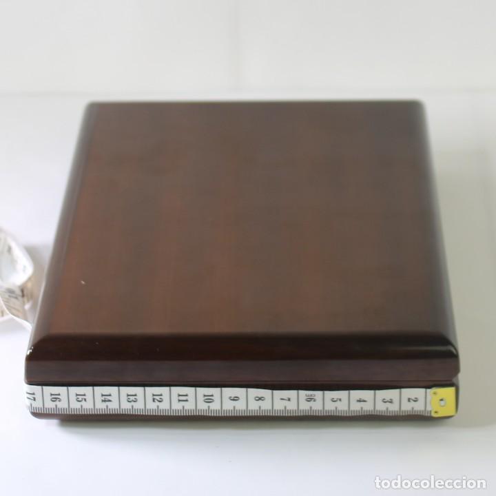 Cajas de Puros: Caja De Puros Davidoff Caoba - Foto 7 - 269073693