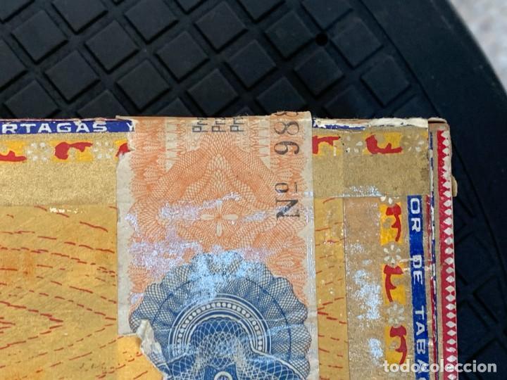 Cajas de Puros: CAJA FLOR TABACOS PARTAGAS Y Cª HABANA CIGARROS PUROS MADE IN HABANA CUBA SERIE L PPIO S XX - Foto 16 - 269104153