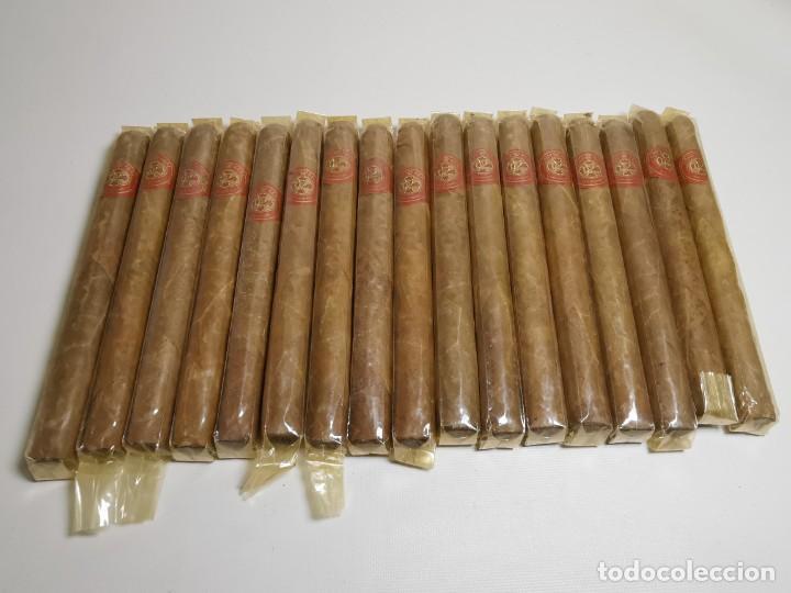 Cajas de Puros: 17 PUROS CRUZ REAL DE SAN ANDRES-MEXICO - Foto 7 - 277828253