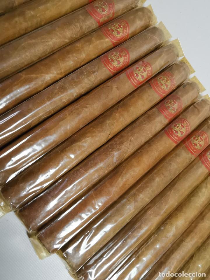 Cajas de Puros: 17 PUROS CRUZ REAL DE SAN ANDRES-MEXICO - Foto 11 - 277828253
