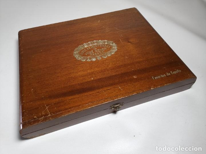 Cajas de Puros: CAJA VACIA HOYO DE MONTERREY DE JOSE GENER HABANA-FAVORITOS DE ESPAÑA - Foto 6 - 277829618